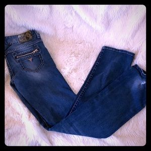 GUESS JEANS. 29. SKINNY.